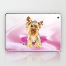 tutu cute Laptop & iPad Skin