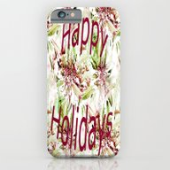 Happy Holidays To The St… iPhone 6 Slim Case