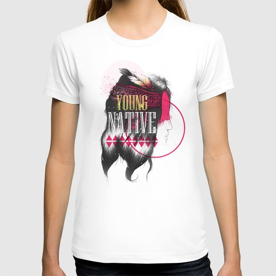 Young Native T-shirt