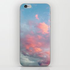 Cotton Candy Sky iPhone & iPod Skin