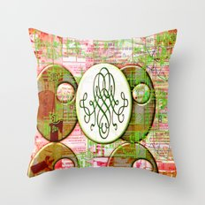 Alice (#TheAccessoriesSeries) Throw Pillow