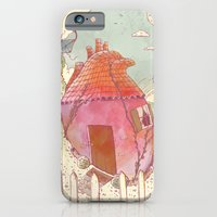 iPhone & iPod Case featuring Home Is Where Your Heart Is by Clinton Jacobs