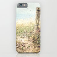 iPhone & iPod Case featuring Houat #1 by Marc Loret