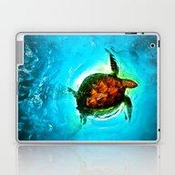 Laptop & iPad Skin featuring Seafarer by John Medbury (LAZY J…