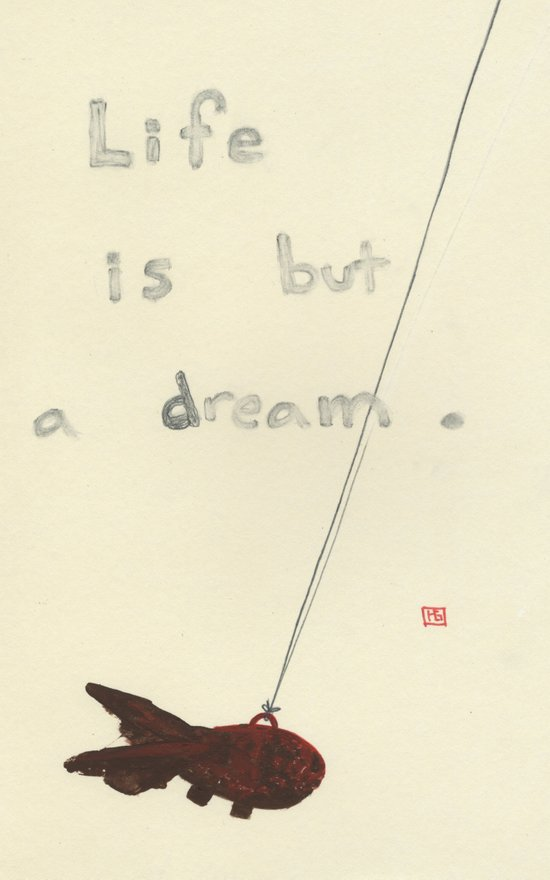 Life is but a dream Art Print