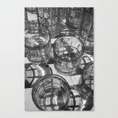 drink away reality Canvas Print