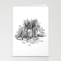 Creatures of nature Stationery Cards