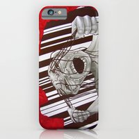 iPhone & iPod Case featuring The Wait by Brandon Hein