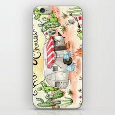 Airstream Christmas iPhone & iPod Skin