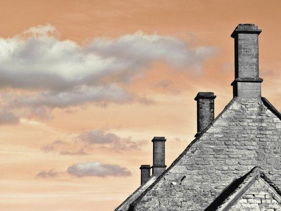cloud factory... Canvas Print