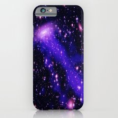 GAlaxy Purple Hot Pink Stars iPhone 6 Slim Case