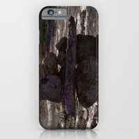 iPhone Cases featuring Balancing Act by Dorothy Pinder