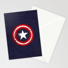 Captain's America splash Stationery Cards
