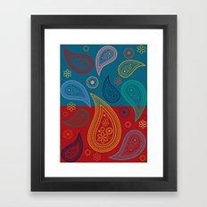 DECOR 6 Framed Art Print