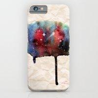 Little Nebula Watercolor iPhone 6 Slim Case