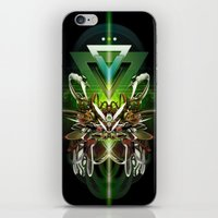 The Last Herald iPhone & iPod Skin