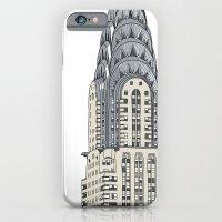 Scraper Series. New York 001 iPhone 6 Slim Case