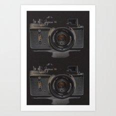 ZOPKUU 4 X 2 Art Print