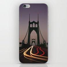 St. Johns Bridge iPhone & iPod Skin