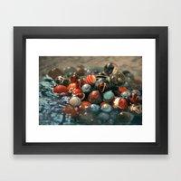 Murmelkunst 11 Framed Art Print