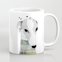 Mr. Galgo Dog Mug