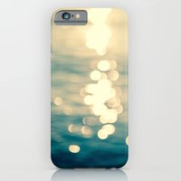 iPhone & iPod Case featuring Blurred Tides by Laura Ruth