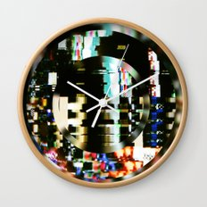 The Interference Wall Clock