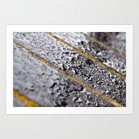 {rain} Art Print