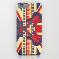 British Rock iPhone 6 Slim Case
