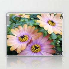 Glowing Gerbera's Laptop & iPad Skin