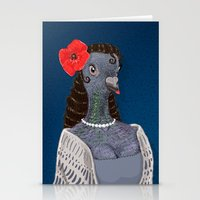 Ladybird Stationery Cards
