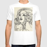 Judas Mens Fitted Tee White SMALL