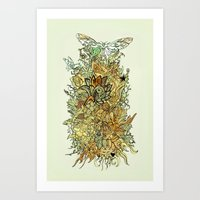 I Want Her All For Mysel… Art Print