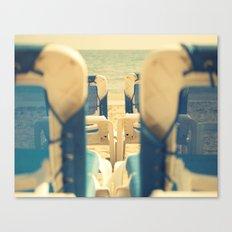 Sol solete Canvas Print