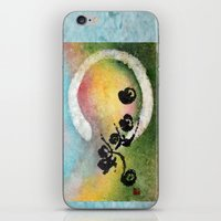 Nichi nichi kore kōnichi (日々是好日) ZEN iPhone & iPod Skin