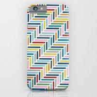 Herringbone 45 Colour iPhone 6 Slim Case