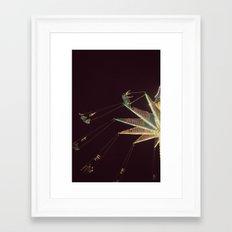 All the Pretty Lights - III Framed Art Print