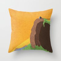 There's something about Rio Throw Pillow