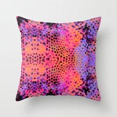 FluO BulB Throw Pillow