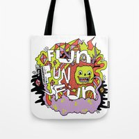 Fun Fun Fun Tote Bag