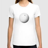 Element: Air Womens Fitted Tee White SMALL