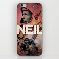 Neil. iPhone & iPod Skin