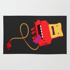 Red Toast Rug