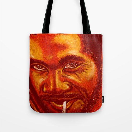 up in smoke! Tote Bag