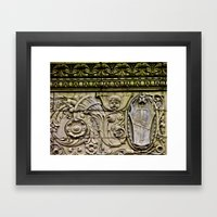 Details On The Wall Framed Art Print