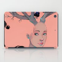 Lady Cornue. iPad Case