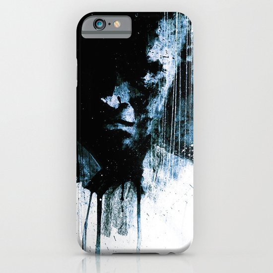 The Visitor #3 iPhone & iPod Case