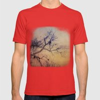 DreamTree Mens Fitted Tee Red SMALL