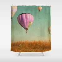 Whimsical Realities  Shower Curtain