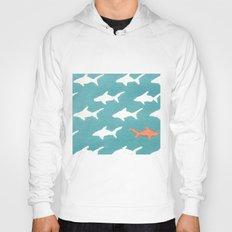 Splashy Sharks Hoody